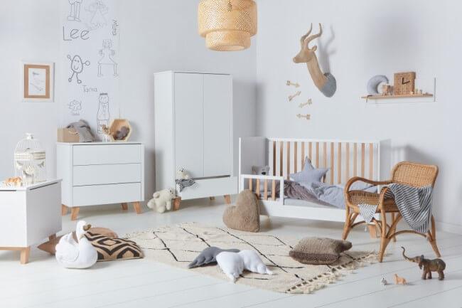 Camera copilului: idei spectaculoase de amenajare a camerei