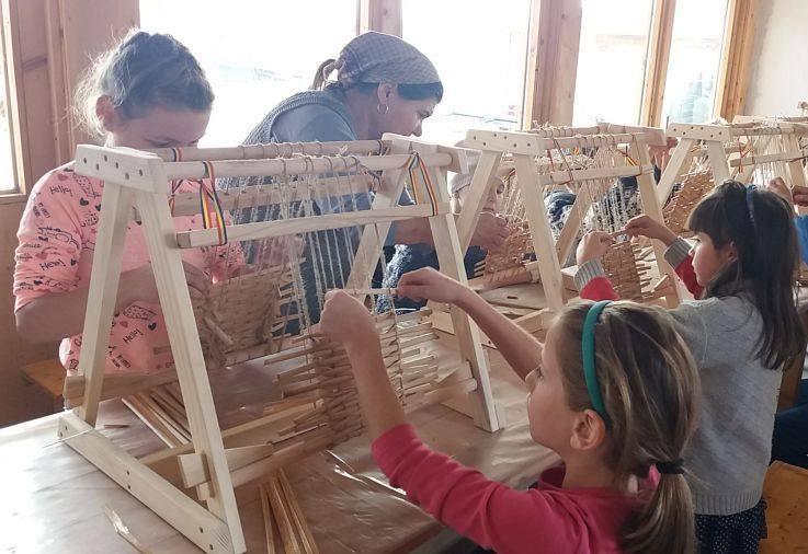 Ateliere de lucru pentru cei mici