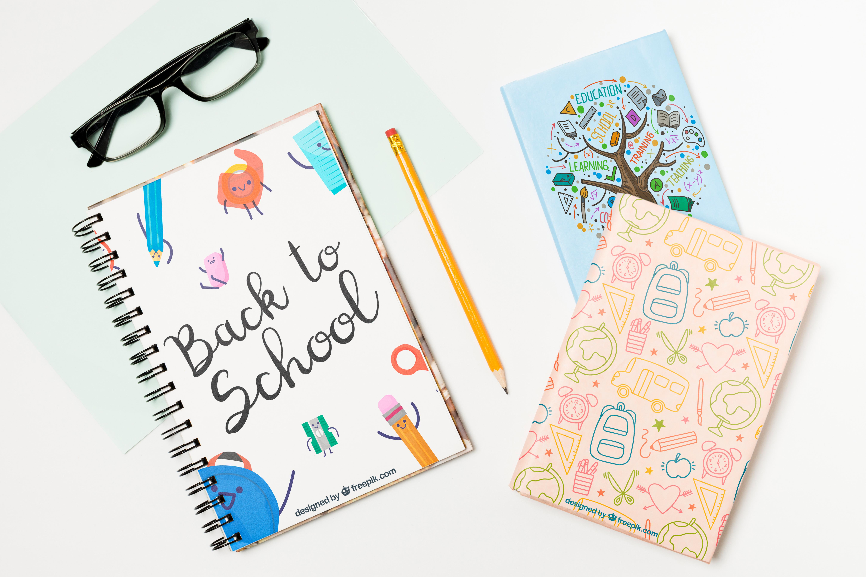 Back to school. Lista cu rechizitele pentru începutul de an școlar