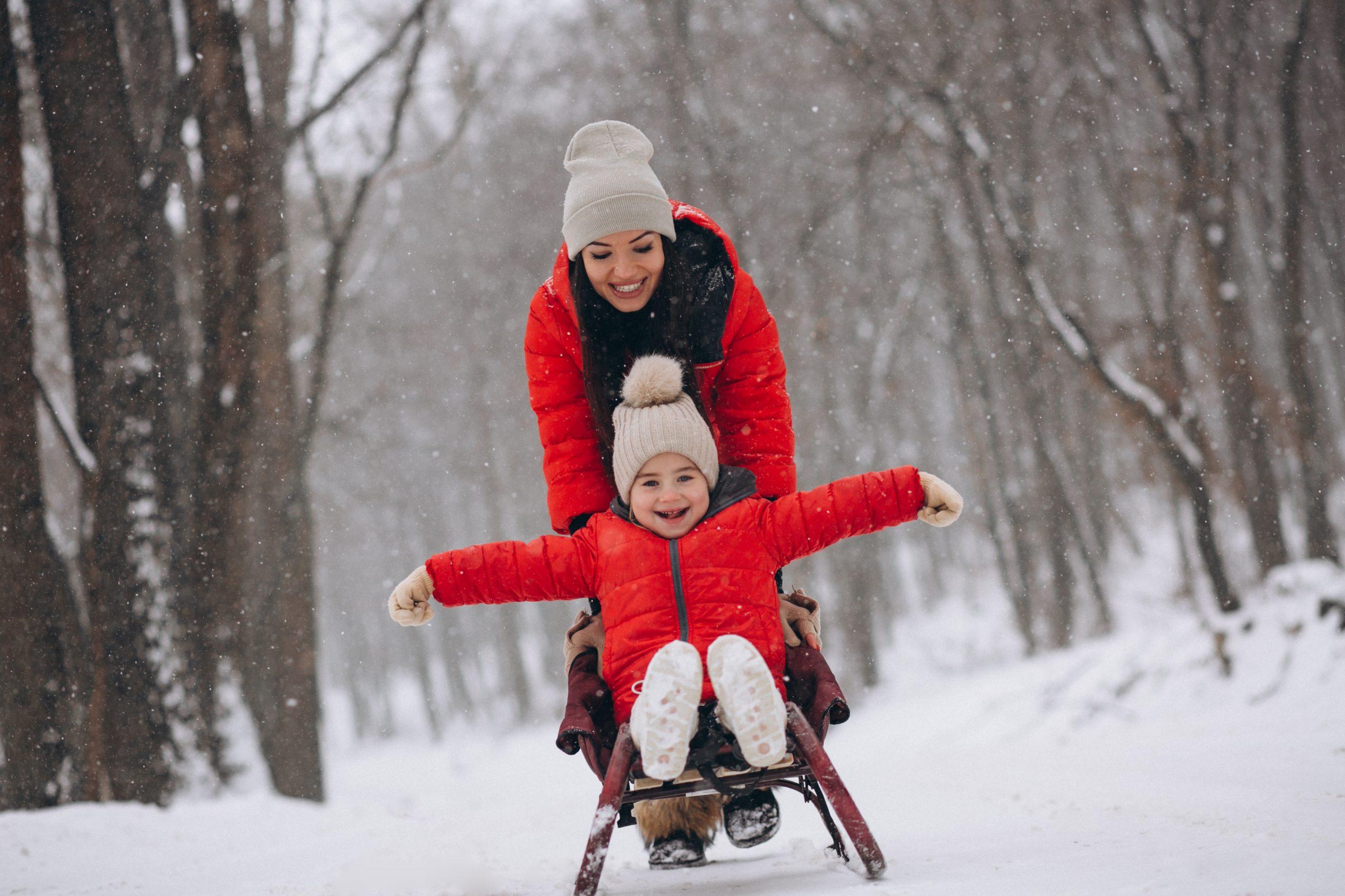 Ghetuțe de iarnă perfecte pentru bebeluși