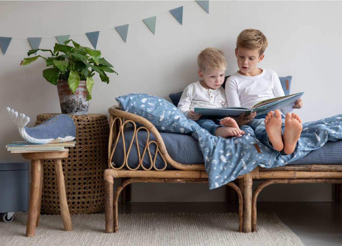 Cum alegem o lenjerie de pat pentru copilul nostru?