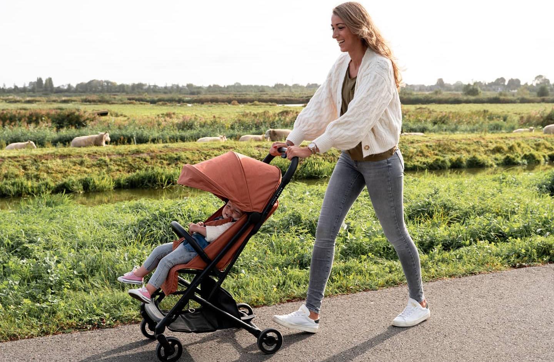 La plimbare cu bebelușul