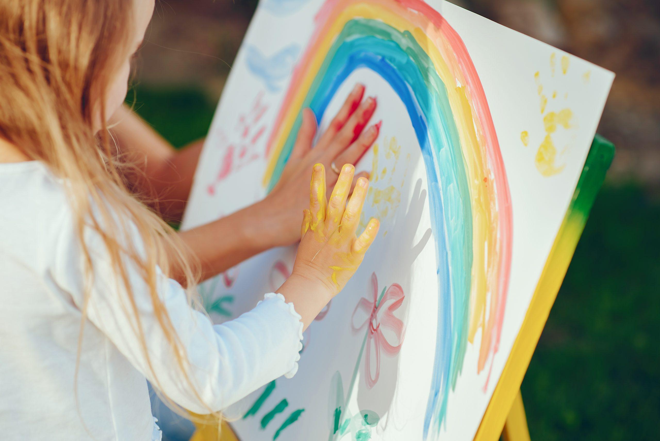 Avantajele desenului pentru cei mici