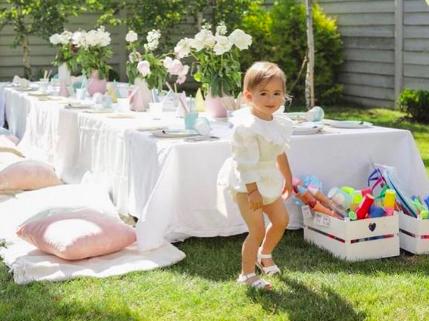 Articole de vară din materiale naturale pentru cei mici