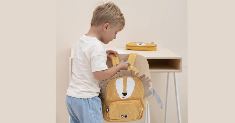 Rucsacul potrivit pentru copilul tău