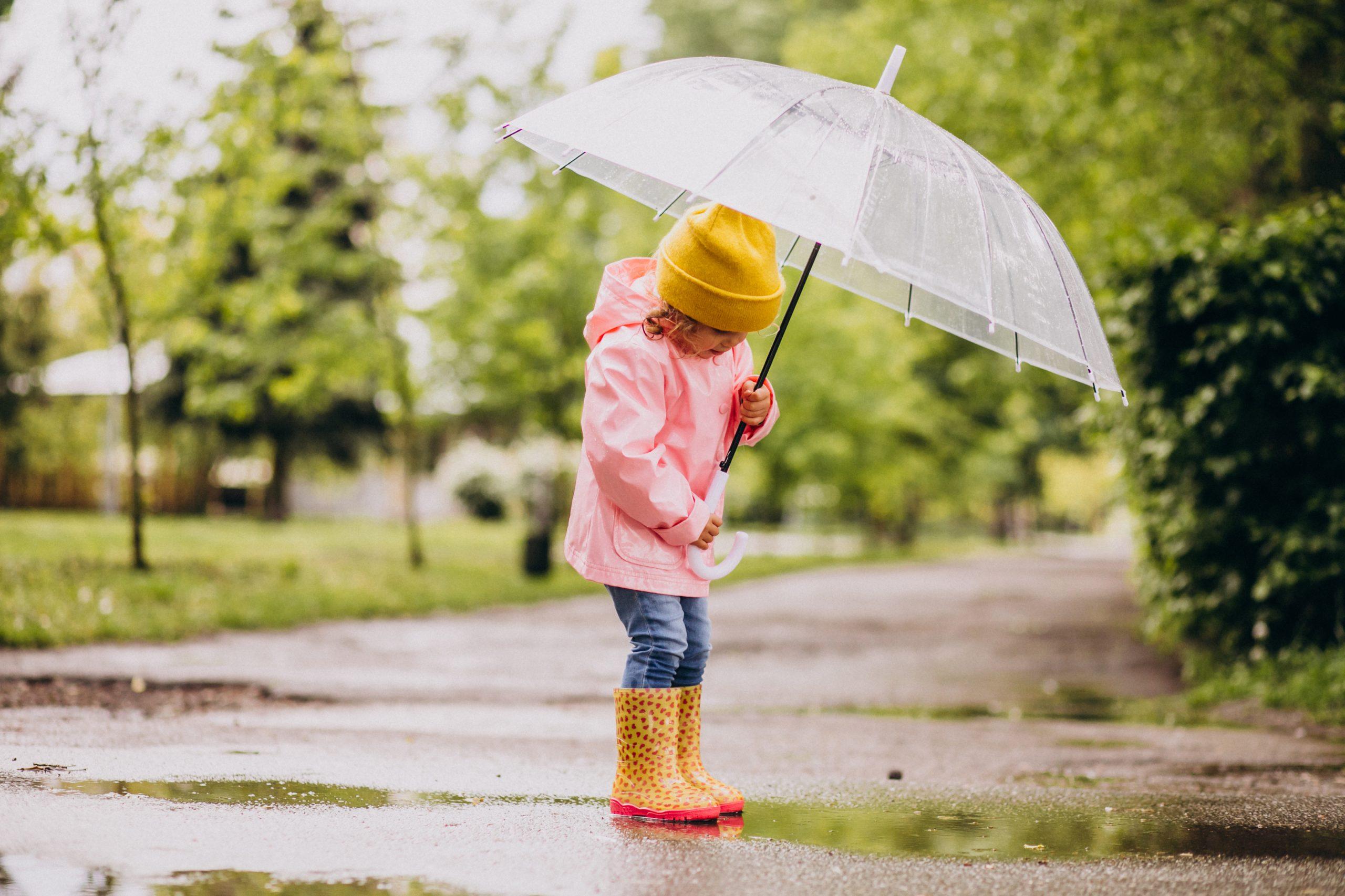 Articole esențiale pentru zile ploioase
